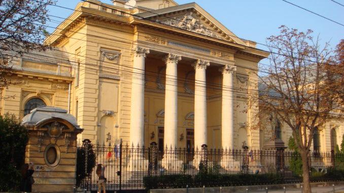 Carol Davila - The University of Medicine and Pharmacy - Bucharest - Romania